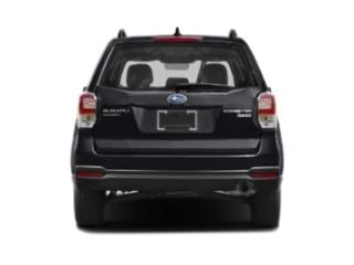 2018 Subaru Forester Pictures Forester 2.5i CVT photos rear view