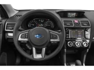 2018 Subaru Forester Pictures Forester 2.5i CVT photos driver's dashboard