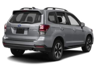 2018 Subaru Forester Pictures Forester 2.5i CVT photos side rear view