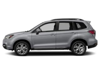 2018 Subaru Forester Pictures Forester 2.5i CVT photos side view