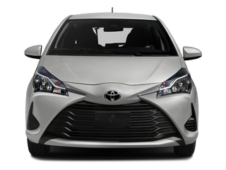 2018 Toyota Yaris Pictures Yaris Hatchback 5D L I4 photos front view