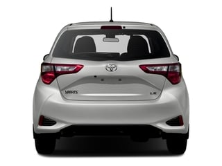 2018 Toyota Yaris Pictures Yaris Hatchback 5D L I4 photos rear view