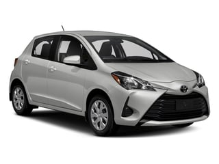 2018 Toyota Yaris Pictures Yaris Hatchback 5D L I4 photos side front view