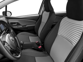 2018 Toyota Yaris Pictures Yaris Hatchback 5D L I4 photos front seat interior