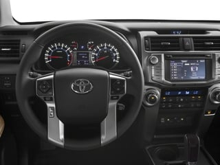 2018 Toyota 4Runner Pictures 4Runner Utility 4D Limited 4WD V6 photos driver's dashboard