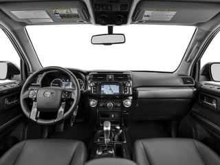 2018 Toyota 4Runner Pictures 4Runner TRD Pro 4WD photos full dashboard