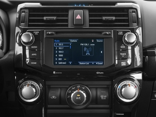 2018 Toyota 4Runner Pictures 4Runner TRD Pro 4WD photos stereo system