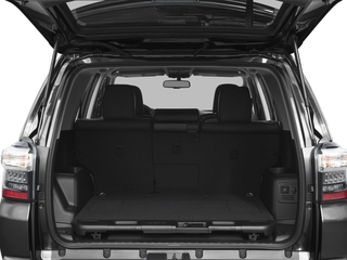 2018 Toyota 4Runner Pictures 4Runner TRD Pro 4WD photos open trunk