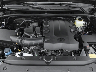 2018 Toyota 4Runner Pictures 4Runner TRD Pro 4WD photos engine