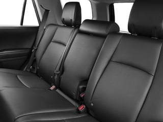 2018 Toyota 4Runner Pictures 4Runner TRD Pro 4WD photos backseat interior