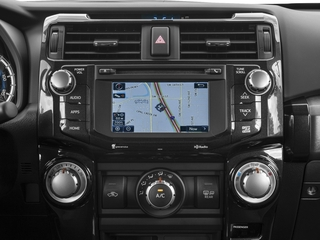 2018 Toyota 4Runner Pictures 4Runner TRD Pro 4WD photos navigation system