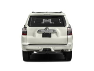 2018 Toyota 4Runner Pictures 4Runner Utility 4D Limited 4WD V6 photos rear view