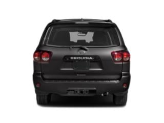 2018 Toyota Sequoia Pictures Sequoia Utility 4D TRD Sport 2WD photos rear view
