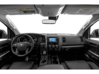 2018 Toyota Sequoia Pictures Sequoia Utility 4D TRD Sport 2WD photos full dashboard