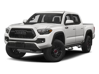 2018 Toyota Tacoma Spec Performance Trd Pro Double Cab 5 Bed V6 4x4 At Specifications And Pricing