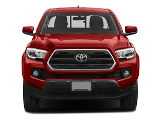 2018 Toyota Tacoma Pictures Tacoma SR5 Extended Cab 4WD I4 photos front view