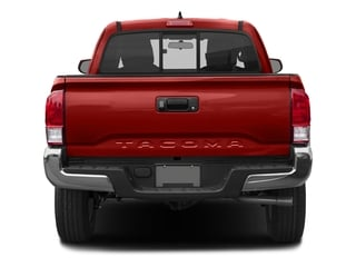 2018 Toyota Tacoma Pictures Tacoma SR5 Extended Cab 4WD I4 photos rear view