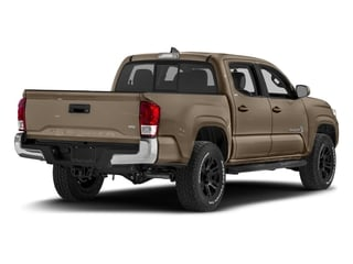 2018 Toyota Tacoma Pictures Tacoma SR5 Crew Cab 4WD V6 photos side rear view