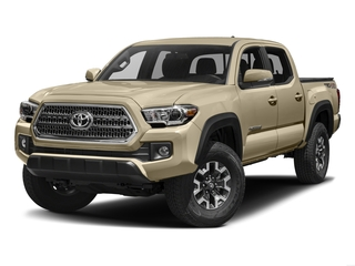 TRD Off Road Double Cab 5u0027 Bed V6 4x4 MT Specifications And Pricing