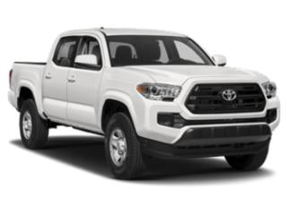 2018 Toyota Tacoma Pictures Tacoma TRD Sport Crew Cab 2WD V6 photos side front view
