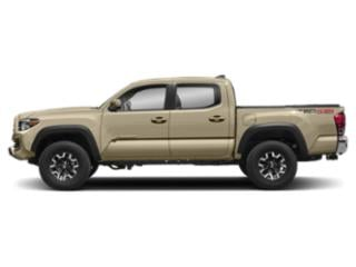 2018 Toyota Tacoma Pictures Tacoma TRD Sport Crew Cab 2WD V6 photos side view