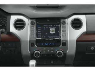 2018 Toyota Tundra 4WD Pictures Tundra 4WD SR5 Double Cab 4WD photos stereo system