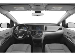 2018 Toyota Sienna Pictures Sienna Wagon 5D LE AWD V6 photos full dashboard