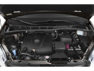 2018 Toyota Sienna Pictures Sienna Wagon 5D LE AWD V6 photos engine