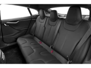 2018 Tesla Motors Model S Pictures Model S Sedan 4D D 100 kWh AWD photos backseat interior