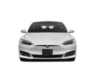 2018 Tesla Motors Model S Pictures Model S Sed 4D D Performance 100 kWh AWD photos front view