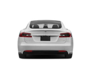 2018 Tesla Motors Model S Pictures Model S Sedan 4D D 100 kWh AWD photos rear view