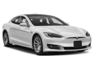 2018 Tesla Motors Model S Pictures Model S Sedan 4D D 100 kWh AWD photos side front view