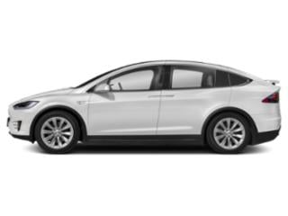 2018 Tesla Motors Model X Pictures Model X Utility 4D D Performance 100 kWh AWD photos side view
