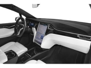2018 Tesla Motors Model X Pictures Model X Utility 4D D Performance 100 kWh AWD photos passenger's dashboard