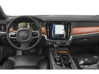2018 Volvo V90 Pictures V90 Wagon 4D T5 R-DesignTurbo photos driver's dashboard