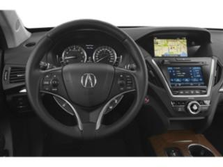 2019 Acura MDX Pictures MDX FWD w/Advance/Entertainment Pkg photos driver's dashboard