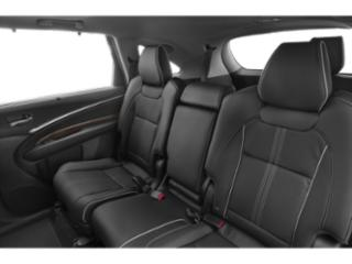 2019 Acura MDX Pictures MDX FWD w/Advance/Entertainment Pkg photos backseat interior
