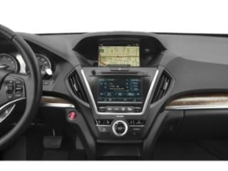 2019 Acura MDX Pictures MDX FWD w/Advance/Entertainment Pkg photos navigation system