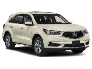 2019 Acura MDX Pictures MDX FWD w/Advance/Entertainment Pkg photos side front view