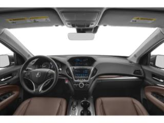 2019 Acura MDX Pictures MDX SH-AWD w/Advance Pkg photos full dashboard