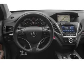 2019 Acura MDX Pictures MDX SH-AWD Sport Hybrid w/Advance Pkg photos driver's dashboard