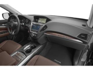 2019 Acura MDX Pictures MDX SH-AWD Sport Hybrid w/Advance Pkg photos passenger's dashboard