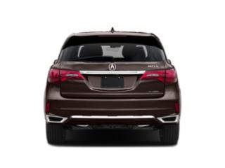 2019 Acura MDX Pictures MDX SH-AWD Sport Hybrid w/Advance Pkg photos rear view