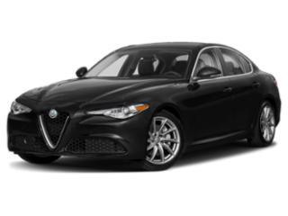 2019 Alfa Romeo Giulia Pictures Giulia Ti Sport AWD photos side front view