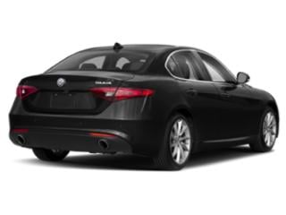2019 Alfa Romeo Giulia Pictures Giulia Ti Sport RWD photos side rear view