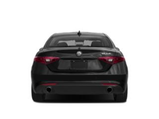 2019 Alfa Romeo Giulia Pictures Giulia Ti AWD photos rear view