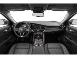 2019 Alfa Romeo Giulia Pictures Giulia Ti Sport RWD photos full dashboard