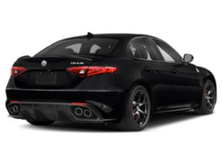 2019 Alfa Romeo Giulia Pictures Giulia Ti Sport AWD photos side rear view