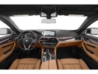 2019 BMW 5 Series Pictures 5 Series 540i xDrive Sedan photos full dashboard