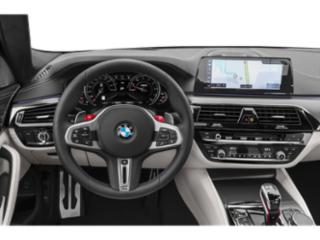 2019 BMW M5 Pictures M5 Sedan photos driver's dashboard